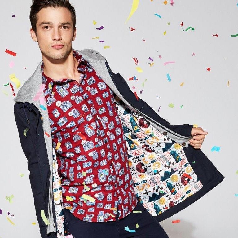 Vêtements pour hommes Desigual